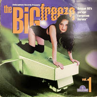 "V.A. / The Big Freeze Vol. 1 (Belgian 60's Garage ""Forgotten Heroes"")"