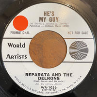 REPARATA AND THE DELRONS / He's My Guy