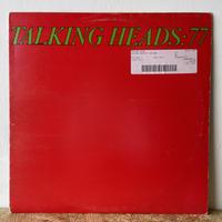 TALKING HEADS / Talking Heads '77