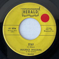 MAURICE WILLIAMS / Stay