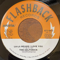 THE DELFONICS / La-La Means I Love You
