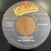 THE CHORDETTES / Lollipop / Mr. Sandman