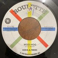 ROCK-A-TEENS / Woo Hoo