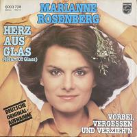MARIANNE ROSENBERG /  Herz Aus Glas (Heart Of Glass)