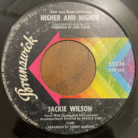 JACKIE WILSON / Higher And Higher