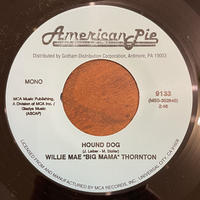 "WILLIE MAE "" BIG MAMA"" THORNTON / Hound Dog"