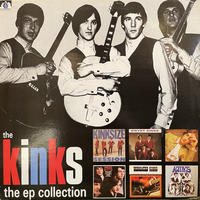THE KINKS THE EP COLLECTION