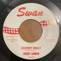 FREDDY CANNON / Everybody Monkey
