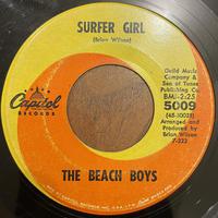 THE BEACH BOYS / Surfer Girl