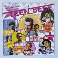 REEL BIG FISH & GOLD FINGER/ Teen Beef / Tiger Meat