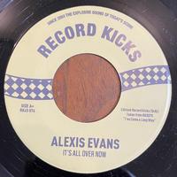 ALEXIS EVANS / She Took Me Back