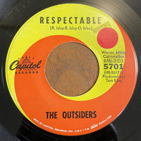 THE OUTSIDERS / Respectable