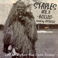 ATSUSHI / STAPLES Vol 3 ~BOILED~