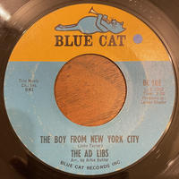 THE AD LIBS / The Boy From New York City