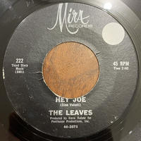 THE LEAVES / Hey Joe
