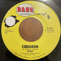 DEREK / Cinnamon