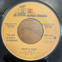 JIMI HENDRIX / Purple Haze / Foxey Lady