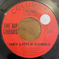 THE RIP CHORDS / Hey Little Cobra