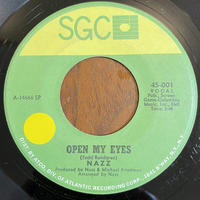 NAZZ / Open My Eyes