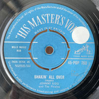 JOHNNY KIDD AND THE PIRATES / Shakin' All Over