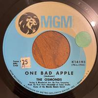 THE OSMONDS / One Bad Apple