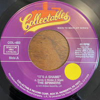 THE SPINNERS / It's A Shame