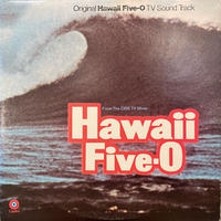 Mort Stevens And His Orchestra ‎– Original Hawaii Five-O TV Sound Track