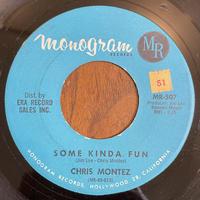 CHRIS MONTEZ / Some Kinda Fun