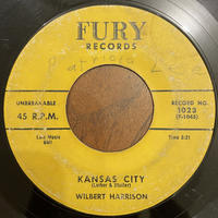 WILBERT HARRISON / Kansas City
