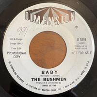 THE BUSHMEN / Baby