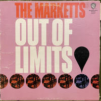 The Marketts ‎/ Out Of Limits