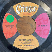 SOUL SURVIVORS / Expressway To Your Heart