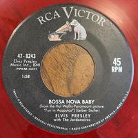 ELVIS PRESLEY / Bossa Nova Baby