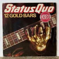 STATUS QUO / 12 Gold Bars