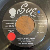 THE NIGHT RIDERS / Pretty Plaid Skirt