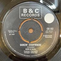 BOB & EARL / Dancin' Everywhere