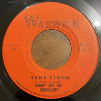 JOHNNY AND THE HURRICANES / Sand Storm
