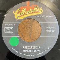ROYAL TEENS / Short Short