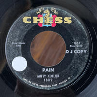 MITTY COLLIER / Pain