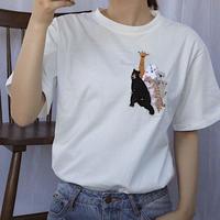 #169 アニマル 刺繍T-shirt