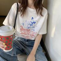 #166 イラストT-shirt