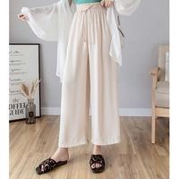 #05 chiffon bottom【beige】