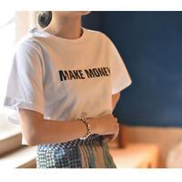#31 $ T-shirt  【 white 】