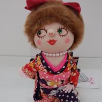 チュニック スカンクドール タヌキ姫、お江戸に行く!