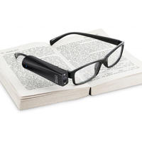 【購入】眼鏡につけるだけで文字や色を読み上げてくれる視覚支援機器「オーカム マイアイ2」(活字読み上げ + 物体認識機能)201143060