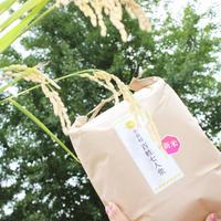 小谷村産米 ゆめしなの【新米】〈白米/7分づき米/5分づき米〉3kg 《税込・送料無料》