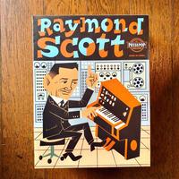 レイモンド・スコット生誕100周年記念 ソフビ人形+ CD BOX set