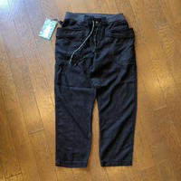 GOHEMP:VENDOR ANKLE CUT  PANTS  (HEMP+PET BOTTLE)