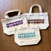 OTHERS:LOGO TOTE BAG (S)