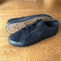 "CONVERSE CONS:""ONE STAR PRO SKATE SHOES""(ALL BLACK)"